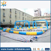 Inflatable Zorb Ball Racing Track / Inflatable Race Track for Sale