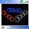 LED Rear Emblem Logo Light Car Badge for Audi