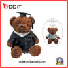 Brown Plush and Stuffed Teddy Bear for Graduation