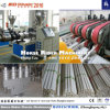 Four Forming Holes PVC Gas Drainage Pipe Machine