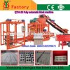 Qtj4-25 Fully Automatic Concrete Block Machine Cement Brick Machine