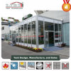 5X5m Luxury Buffet Marquee Tent for Poker with Clear Window