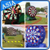 Factory Price Inflatable Football Darts for Adults / Inflatable Soccer Dart / Inflatable Foot Darts, Hook & Loop Dartboard