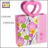 Cute Novelty Custom Pink Gift Wrap Paper Bag (EN-PG04)