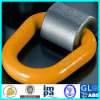 Drop Forged Weld D Ring with Spring for Lifting