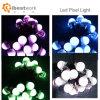 DC12V Addressable RGB Color Changing Stage Pixel LED Light 30mm