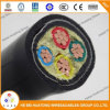 OEM Service 600/1000V 4 Core PVC Insulated Steel Tape Armoured Power Cable with High Popularity in Market by Chinese Manufactor