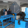 Spiral Duct Forming Machine with Automatic Cutting System