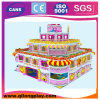 Safe and Playful Children Indoor Playground Equipment for Kindergarten