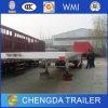 30ton Capacity Flatbed Trailer 2 Axle Container Semi Trailer