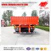 Capacidad 50 Ton De Semi Trailer Vagon Baranda Y Estaca Desontable Multiuso