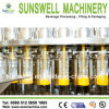 Bottle Juice Machine/Juice and Tea Hot Filling Line