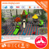 New Design School Outdoor Play Plastic Slide Parts Playground Equipment