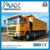 Shacman Dlong F3000 8X4 Left Hand Drive Dump Truck