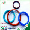 Silicone Rubber, FKM Rubber, Black, Green O-Rings for Sealing