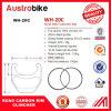 Chinese Cheap 700c 25mm Wide 30mm Carbon Road Bike Clincher Wheels/Rim