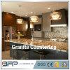 G684 Basalt Black Granite Kitchen Countertop with Eased Edge Treatment