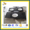 India Black Stone Countertop for Kitchen and Bathroom