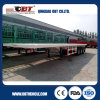 Obt Brand 3 Axle Flat Bed Container Semi Truck Semi Trailer