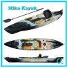 Single Professional Fishing Boat Canoe Rotomolding Kayak