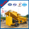 China Mining Small Gold Processing Trommel Screen