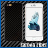Black Plating Carbon Fiber Hard Case for iPhone 6 Plus