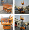 Hydraulic Self-Propelled Scissor Lift Table for Sale