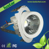 15W COB SMD5050 Recessed Down Light met Ce RoHS UL