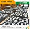 Konkreter hohler Block Qt10-15, der Maschinen-Zeile bildet