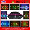 laser de 150mw Multi Effects Twinkling + diodo emissor de luz 8W (LE660RG)