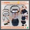 Lanterna de acampamento solar LED de 36 LED com Dynamo de arranque, USB (SH-1990)