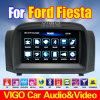 7 フォードのフェスタ(VFF7086)のためのHD車のDVDプレイヤーGPSシステム