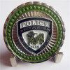 Fabbrica che timbra la moneta della polizia dell'oro