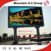P16 al aire libre RGB que hace publicidad de la exhibición video de la cartelera LED