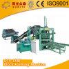 Bloc concret Machine/Block effectuant la machine