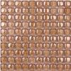 Mattonelle di vetro di pietra dentellare della parete del mosaico