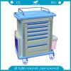 판매 (AG-MT001A1)를 위한 금속 회전 손수레 트롤리
