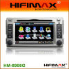 GPS van de Auto DVD van Hifimax het Systeem van de Navigatie voor Nieuwe Ex Fe van de Kerstman (hm-8908G)