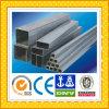 Rectagular Aluminiumlegierung-Stahlrohr