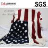 Gli S.U.A. caldi, Regno Unito, Canada Flag Throw Blanket 190X150cm Ultra Soft Luxury Double Blanket Coral Fleece Sherpa Blanket