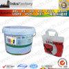 Inchiostro da stampa a base d'acqua di Flexo per Plastic/PE/PVC/PP/HDPE/Pet/Nylon