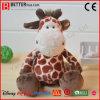 De hete Giraf van het Stuk speelgoed van de Pluche van de Verkoop Zachte Gevulde Dierlijke voor de Jonge geitjes van de Baby