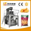 Preço da máquina de empacotamento das microplaquetas de batata da garantia da segurança alimentar