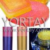 Pigmento doble de la perla del brillo del jabón del color y del oro