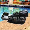 Bomba de água plástica comercial da piscina da bomba com cabelo e filtro do fiapo