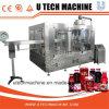 Máquina de rellenar de la bebida del zumo de fruta (sistema de reciclaje)
