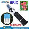 Refractómetro Handheld de Brix del precio al por mayor con el Atc