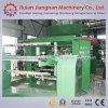 Máquina de capa de la etiqueta engomada del anuncio del PVC