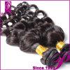 Estensioni africane dei capelli umani, donne di colore poco costose dei capelli del Virgin