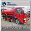 4X2 Suction Truck 4000 L Vacuum Tanker Truck